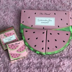 Too faced watermelon bundle